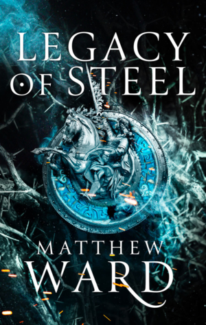 Legacy Of Steel: Cover reveal and giveaway!
