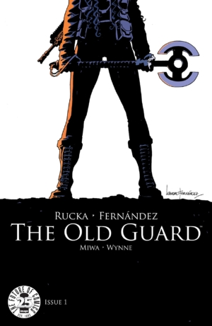 The Old Guard: Interview with creators Greg Rucka and Leandro Fernández