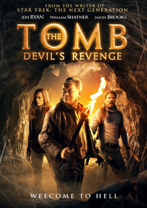 The Tomb: Devil's Revenge: William Shatner goes Indiana Jones
