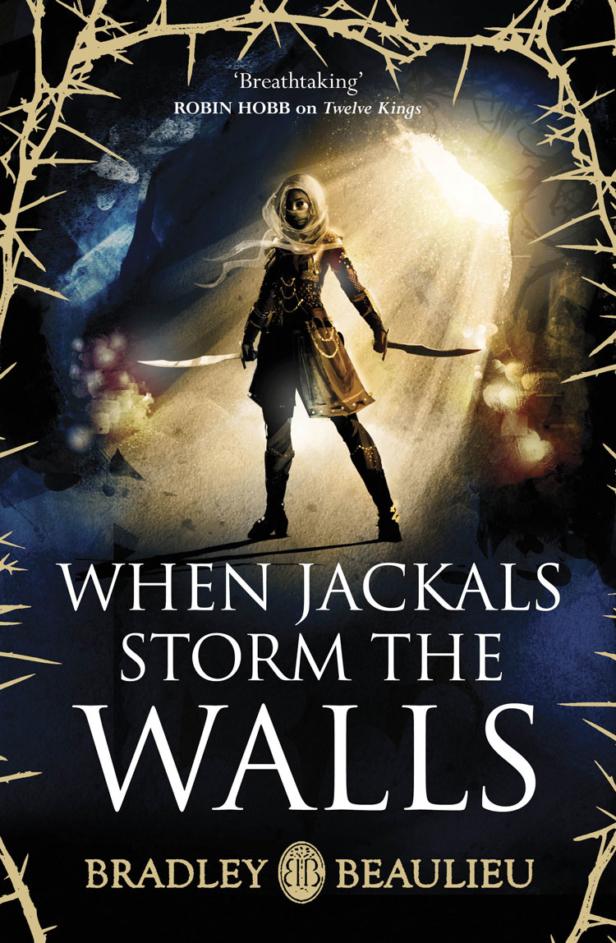 When Jackals Storm the walls story