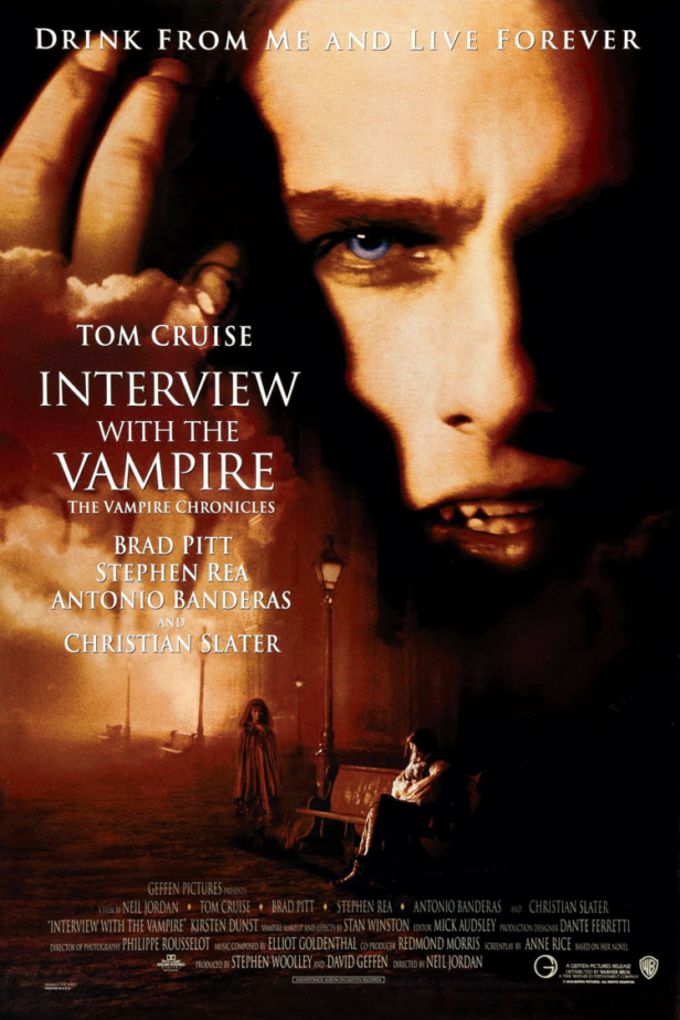 Flashback: Interview With A Vampire