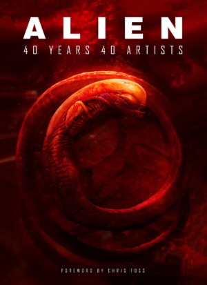 Alien: 40 Years 40 Artists Sneak Peek