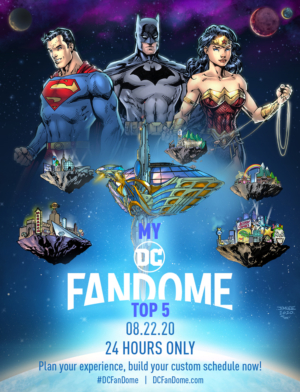 DC FanDome: What to expect