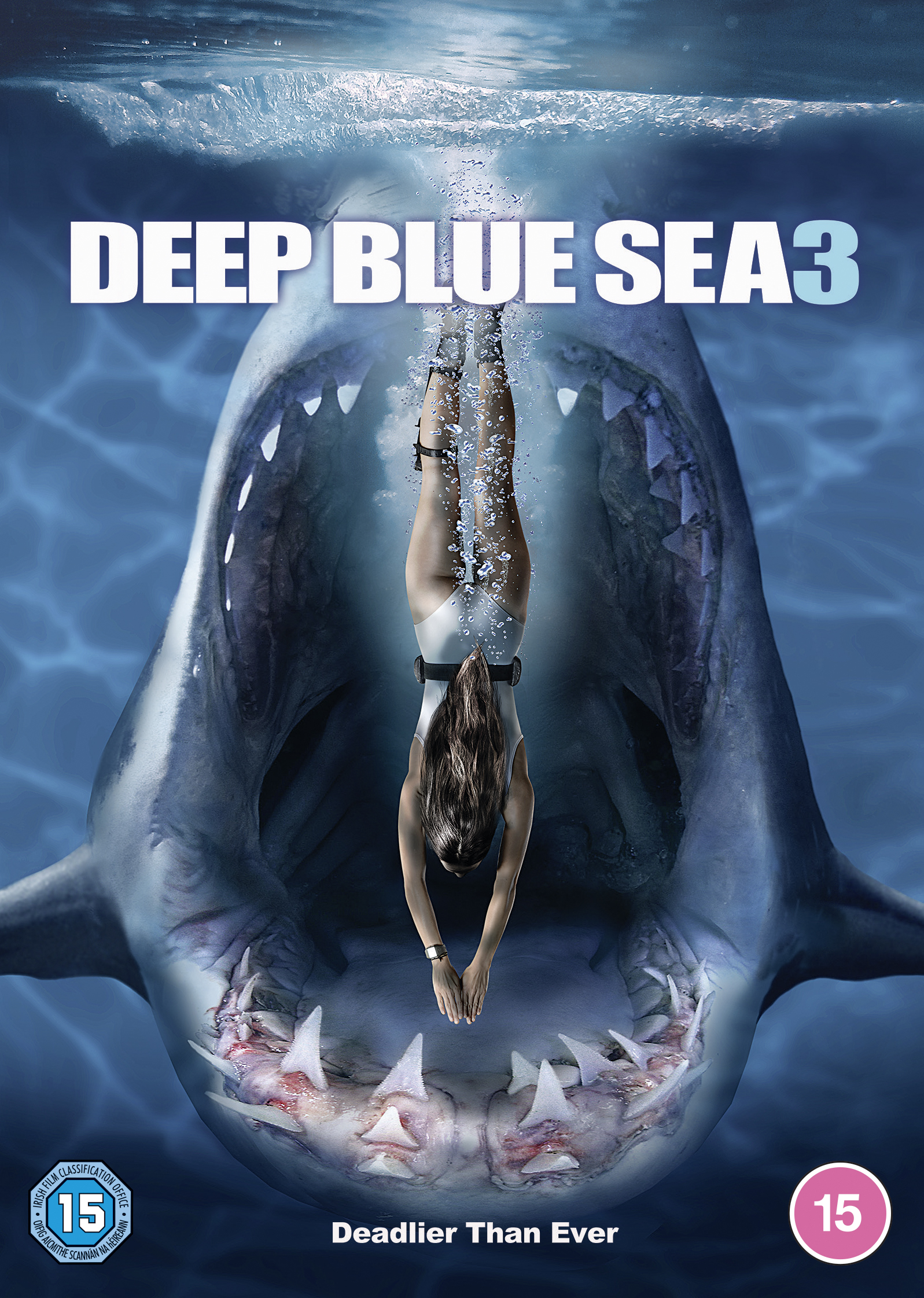 Deep Blue Sea 3: It's fintastic