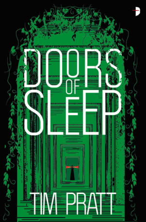 Doors Of Sleep: Cover reveal and exclusive excerpt