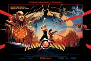 Flash Gordon: Limited edition merchandise released