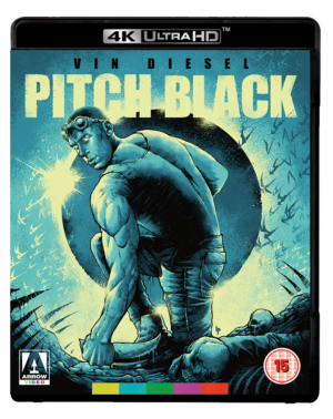 Competition: Win Pitch Black 4K UHD Blu-ray