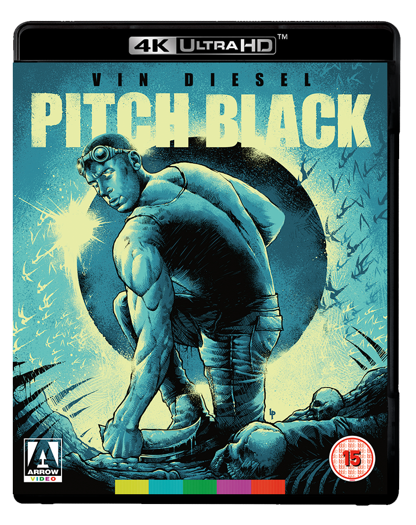 Pitch Black review: You're not afraid of the dark, are you?