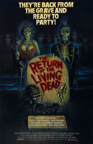Flashback: The Return Of The Living Dead