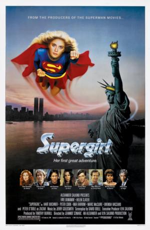 Flashback: Supergirl (1984)