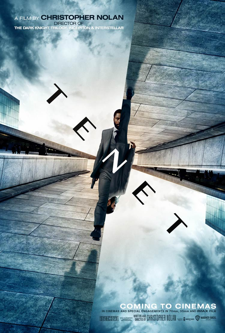 Tenet review: Time crisis