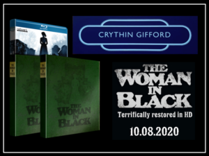 Win The Woman in Black (1989) on Blu-ray and a Hidden Britain 'Crythin Gifford' sign