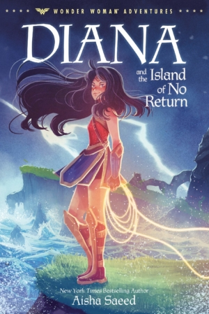 Wonder Woman Adventures: Diana And The Island Of No Return Review