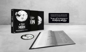 Competition: Win George Méliès' A Trip To The Moon on Blu-ray