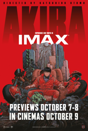 Akira: Anime classic to return to UK cinemas in 4K