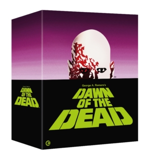 Dawn Of The Dead: Limited Edition 4K UHD and Blu-ray announced