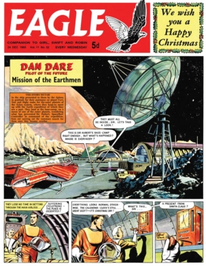 Flashback: Dan Dare