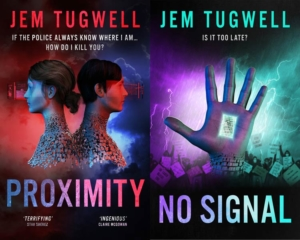 Competition bundle: Win signed copies of Proximity and No Signal