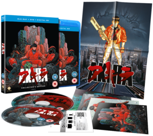 Akira: Win an amazing prize bundle with our competition!