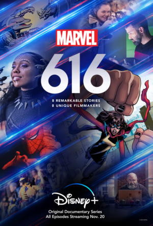 Marvel's 616: First-look trailer revealed for docuseries