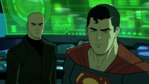 Superman Man Of Tomorrow: Screenwriter Tim Sheridan answers our questions!