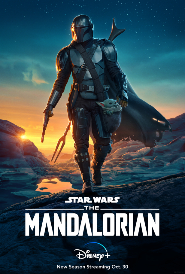 The Mandalorian Season Two