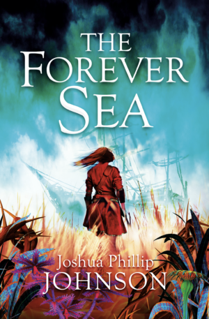 The Forever Sea: Cover reveal and excerpt