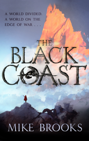 The Black Coast: Cover reveal