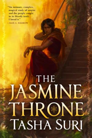 Jasmine Throne: Exclusive cover reveal