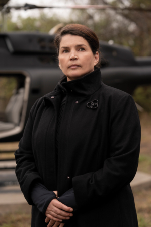 The Walking Dead: World Beyond Interview With Julia Ormond