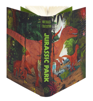 Jurassic Park: The Folio Society Special Edition