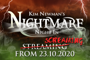 Win a night of classic horror with Kim Newman's Nightmare Night In