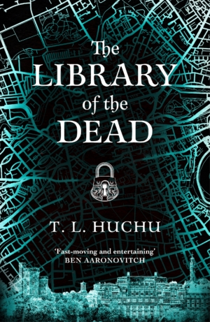The Library Of The Dead: Cover reveal and sneak peek