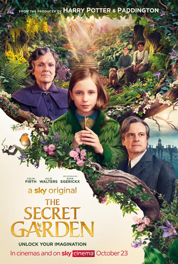 The Secret Garden review: It's lush