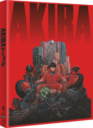Akira competition: Win the classic anime on 4K