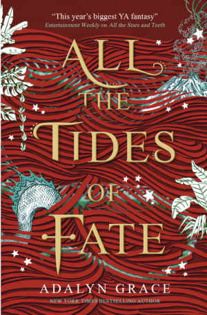 All The Tides Of Fate: Cover Reveal
