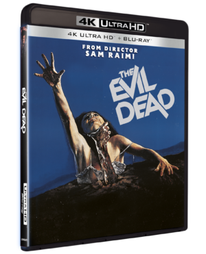 The Evil Dead Competition: Win the horror classic in 4K