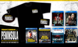 Train To Busan Presents: Peninsula Bundle Competition!