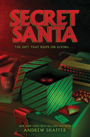 Secret Santa: Win a copy of the festive horror!