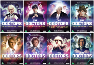 The Doctors competition: Win all eight DVD sets!