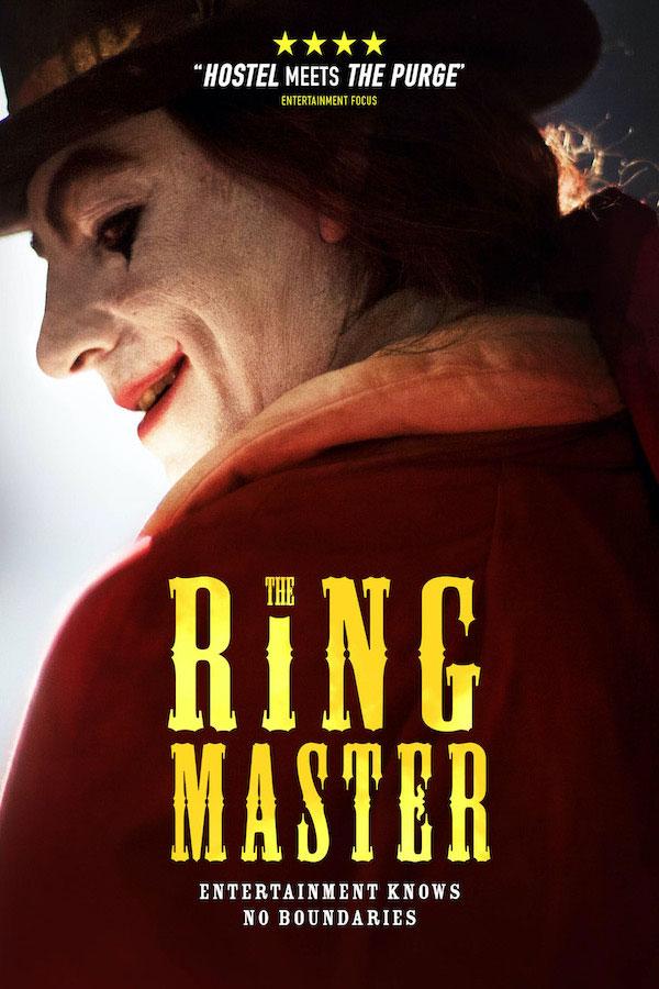 The Ringmaster: Cirque du freak