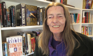 Total Recall: Author's widow reveals her thoughts