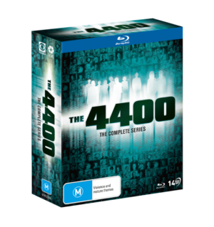 The 4400: The Complete Series Blu-ray