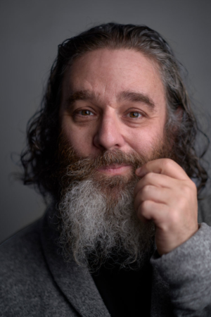 The Glass Man: Interview With Andy Nyman