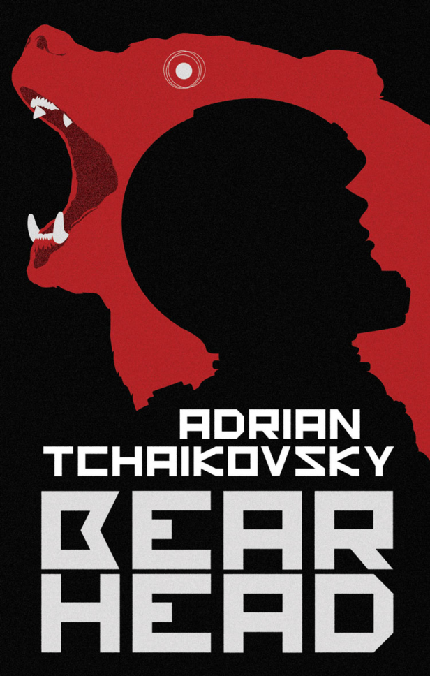 Adrian Tchaikovsky Bear Head