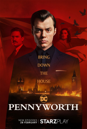 Pennyworth Season Two: Release date and trailer revealed