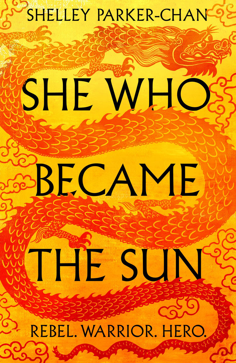 She Who Became the Sun: Cover reveal - SciFiNow - The World's Best Science  Fiction, Fantasy and Horror Magazine
