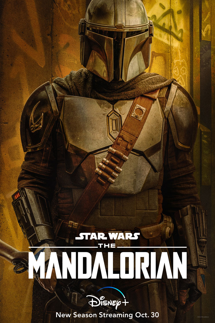 Star Wars: The Mandalorian: This is the way