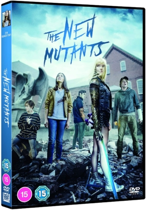 The New Mutants Competition: Win a copy of the latest X-Men movie!