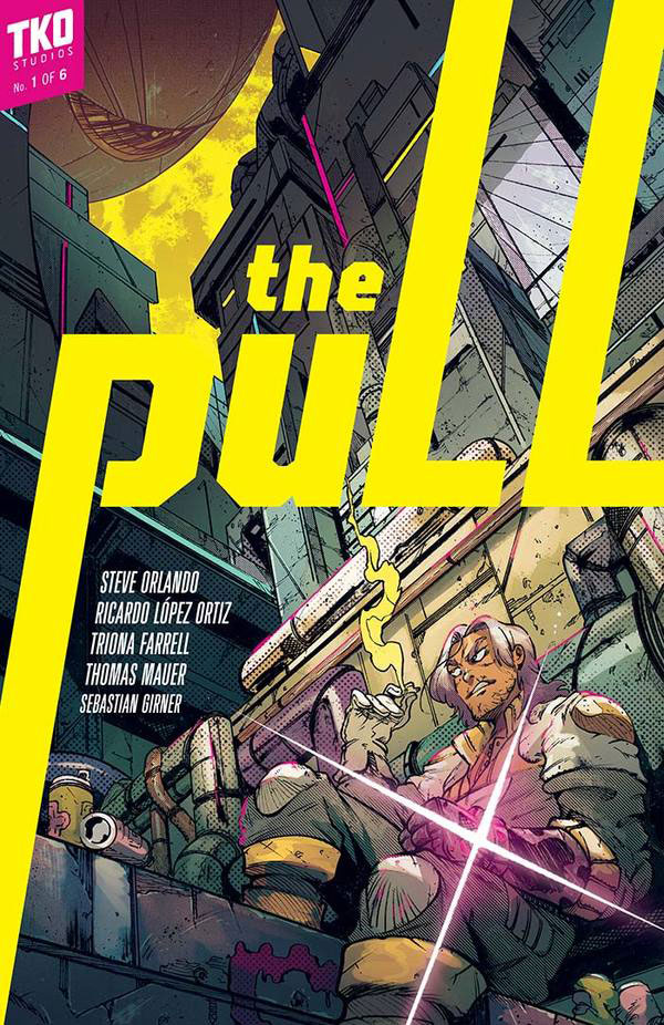 The Pull Review: The clock is ticking…